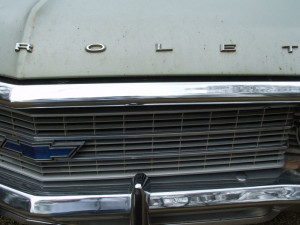 1969 Chevrolet Caprice - My Daddy's Last Car